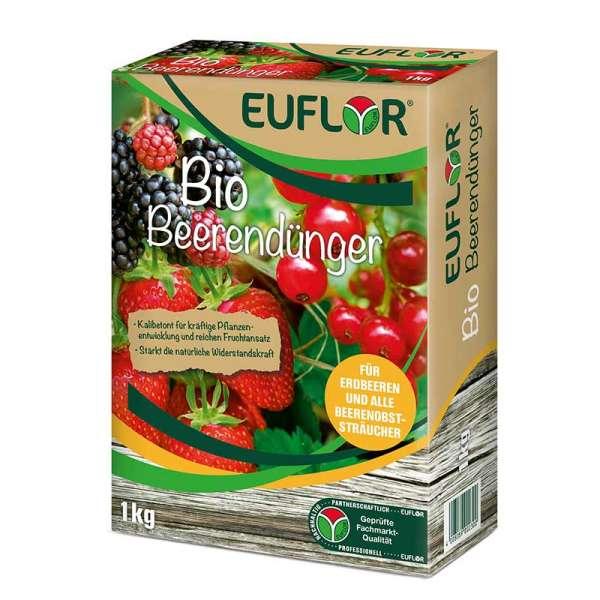 Euflor Bio Beerendünger Pellets 1kg