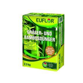 EUFLOR Gräser- und Bambusdünger