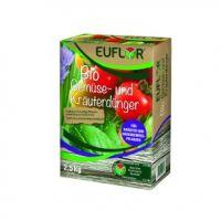 EUFLOR Bio Gemüse- und Kräuterdünger