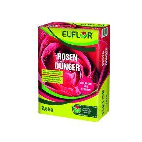 EUFLOR Rosendünger 2,5kg
