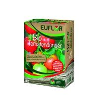 EUFLOR Bio Tomatendünger 1 kg Faltschachtel