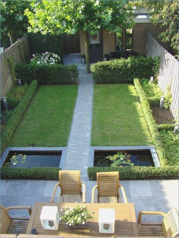 der reihenhausgarten wie bringe ich struktur in einen schmalen oder kleinen garten annas garten. Black Bedroom Furniture Sets. Home Design Ideas
