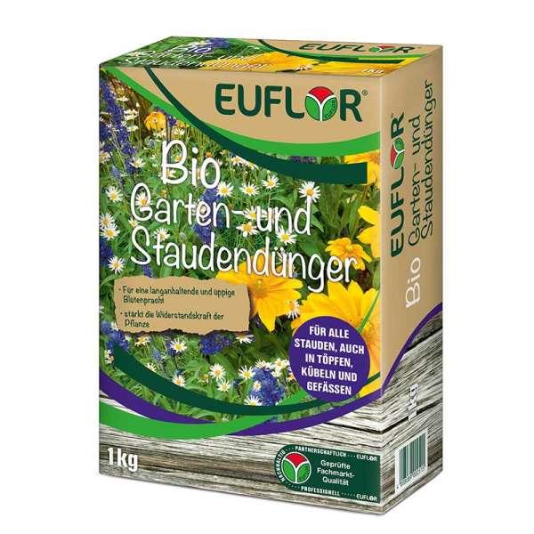EUFLOR Bio Garten- und Staudendünger
