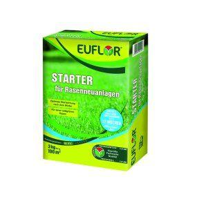 EUFLOR Alzodin Starter für Rasenneuanlagen